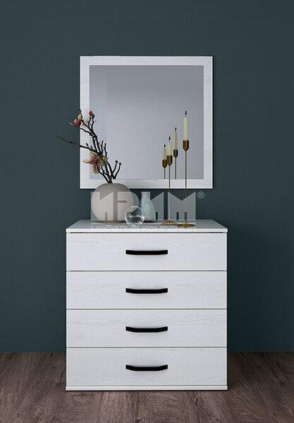 Комплект скрин с огледало Сити 3065