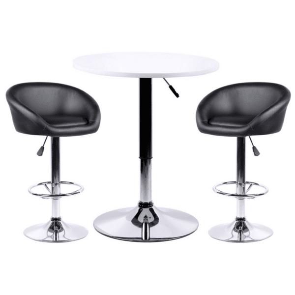 Комплект бар маса със столове Мери