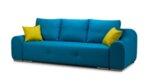 Триместен диван Лариса с функция сън