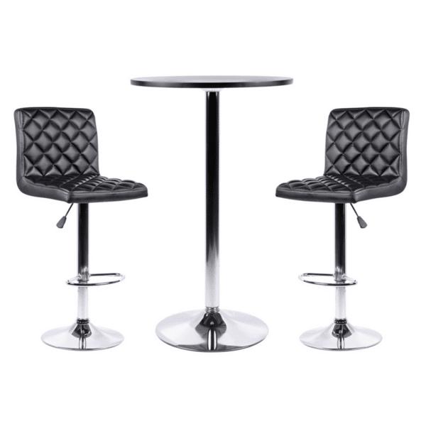 Комплект бар маса със столове Тина