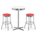 Комплект бар маса със столове Нина