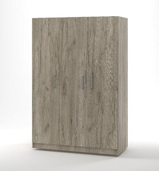 Трикрилен гардероб ТОП 3 в 2 цвята