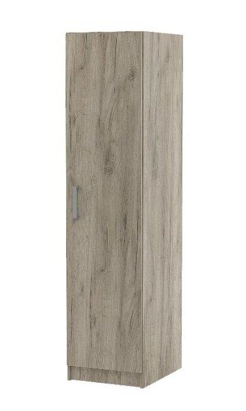 Еднокрилен гардероб ТОП 1 в 2 цвята