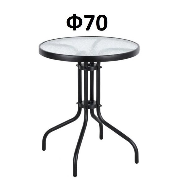 Градинска кръгла маса Лиза 70