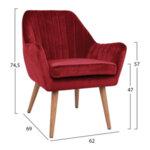 Кресло за дневна Корена