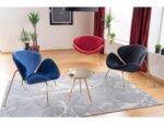 Кресло за дневна Майор 3 в 5 цвята - голд