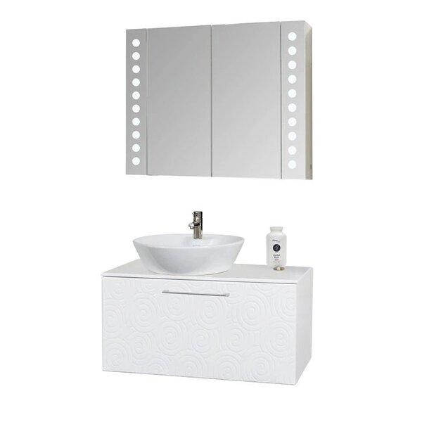 Комплект мебели за баня Макена Парадайз