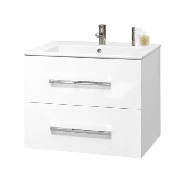 Долен шкаф за баня с умивалник Макена Лорена