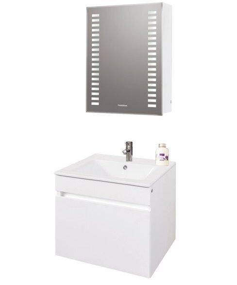 Комплект мебели за баня Макена Сиана