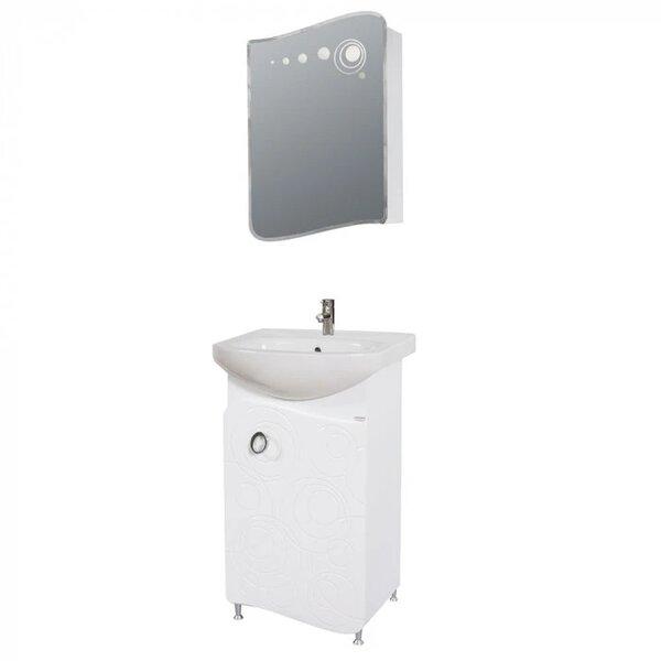 Комплект мебели за баня Макена Бъбъл