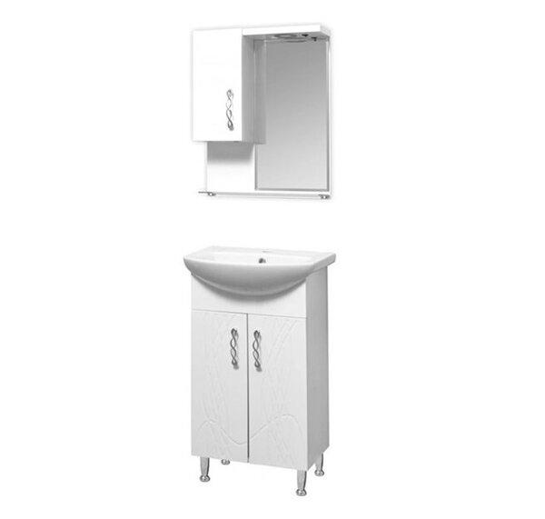 Комплект мебели за баня Макена Никол