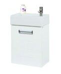 Долен шкаф за баня с мивка Макена Кико