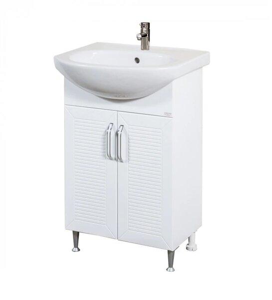 Долен шкаф за баня с умивалник Макена Орфей