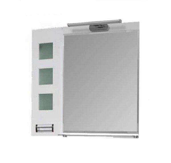 Горен шкаф за баня с огледало Макена Венера