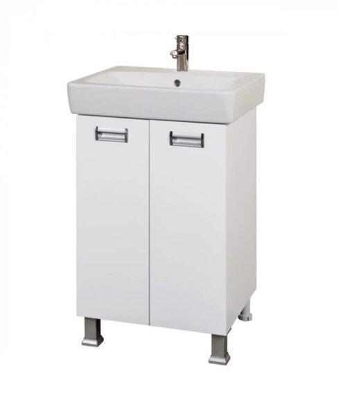 Долен шкаф за баня с умивалник Макена Каприз