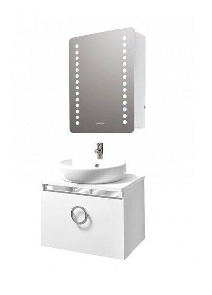 Комплект мебели за баня Макена Лайт