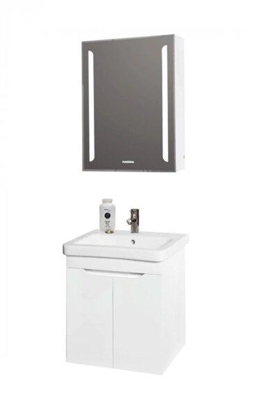Комплект мебели за баня Макена Хелиос