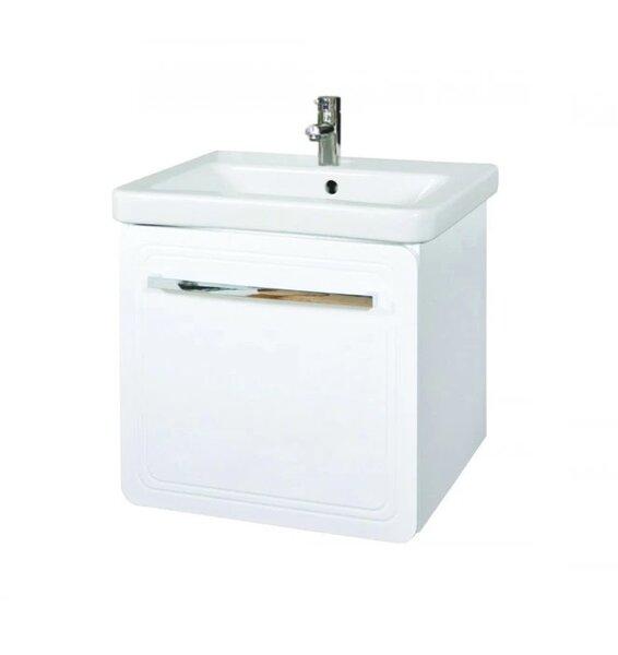 Долен шкаф за баня с мивка Макена Ивон