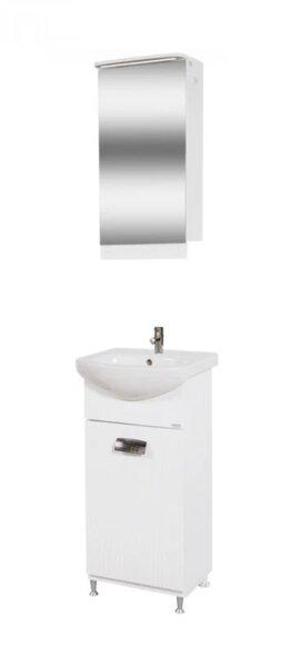 Комплект мебели за баня Макена Лео