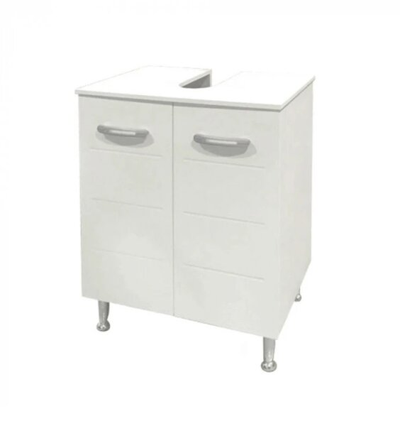 Долен шкаф за баня без умивалник Макена Инна