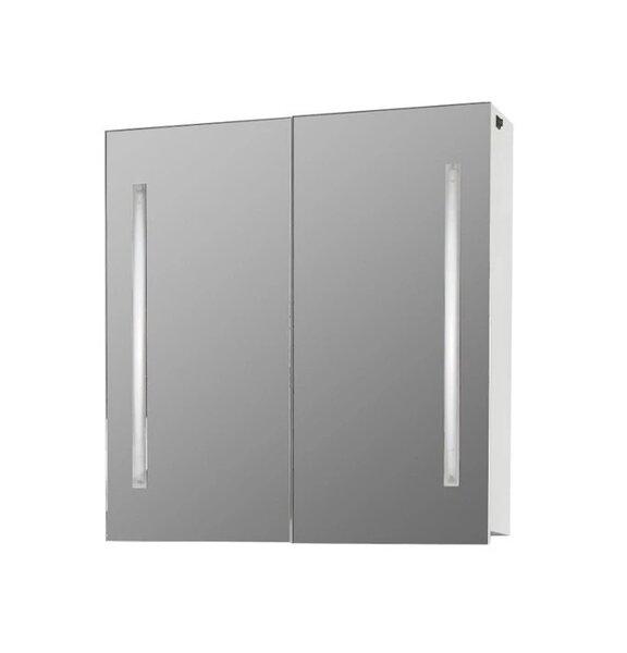 Горен шкаф за баня с огледало Макена Астор