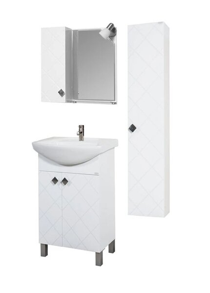 Комплект мебели за баня Макена Орбита