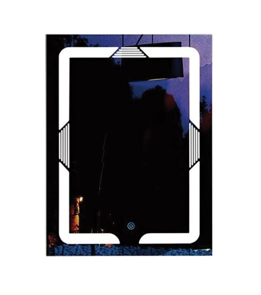 LED огледало 60x80 Макена 101