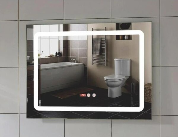 LED огледало 90x70 Макена 142