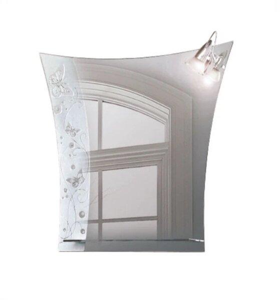 Огледало за баня Макена Лъки 60х60 см