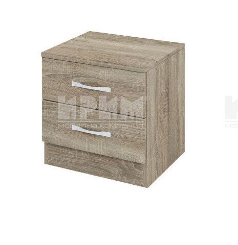 Нощно шкафче Сити 3055 в 4 цвята