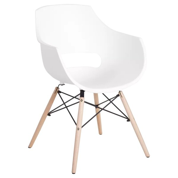 Трапезен стол Кармен 9965 в два цвята