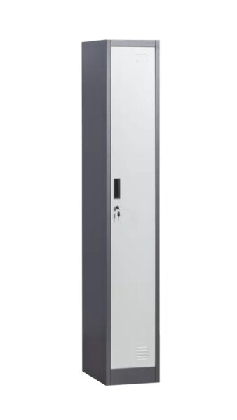 Метален шкаф CR-1242-1 Е SAND