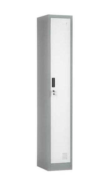 Метален шкаф CR-1242-1 J LUX