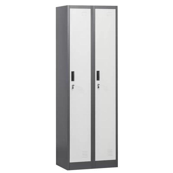 Метален шкаф CR-1242-2 E SAND