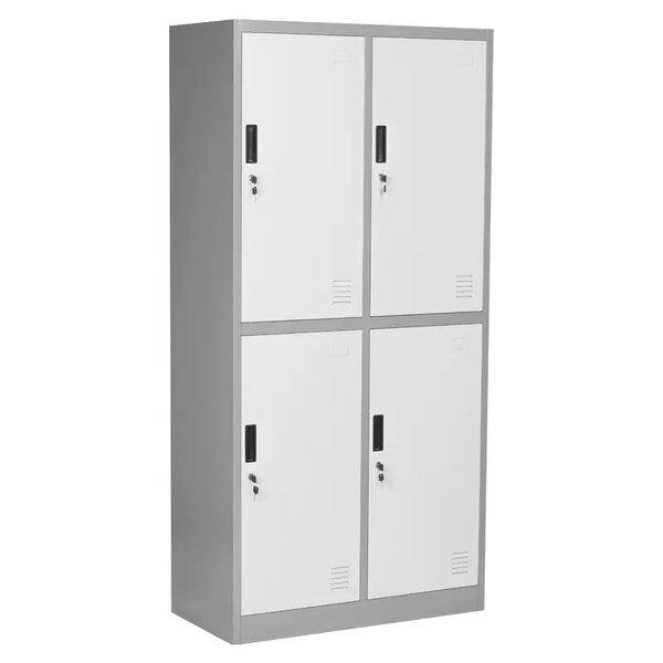 Метален шкаф CR-1251 J LUX