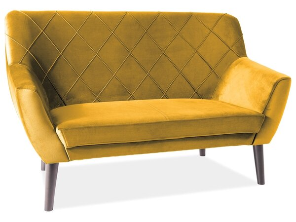 Двуместен диван Киер в 5 цвята
