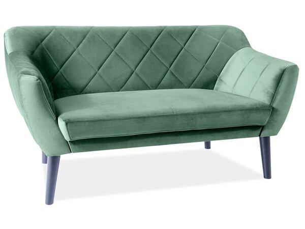 Двуместен диван Каро в 5 цвята
