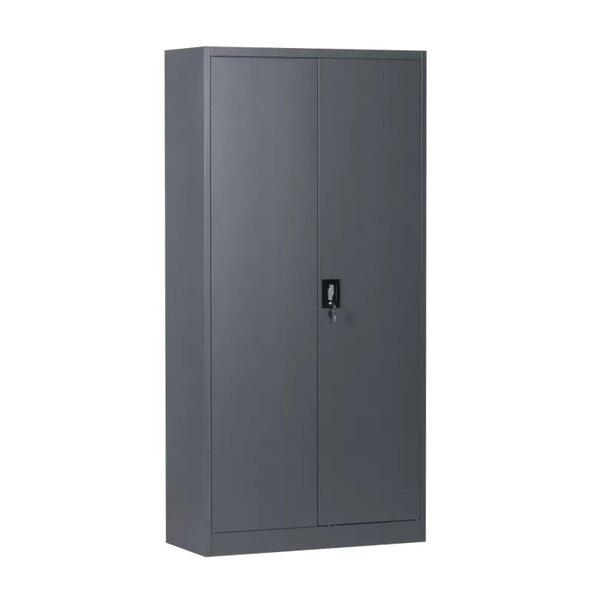 Метален шкаф CR-1235 E SAND 90 - графит
