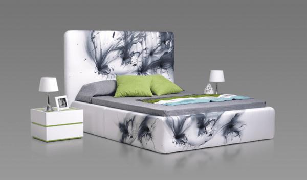 Тапицирана спалня Феерия
