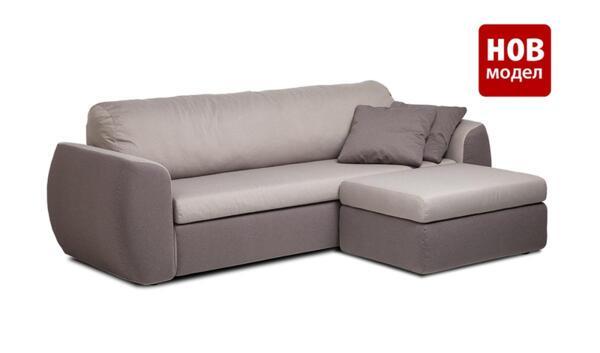 Холов диван Овал