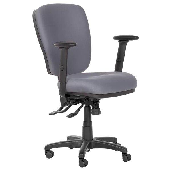 Работен офис стол Клара в два цвята