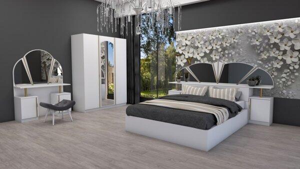 Спален комплект ПЕРЛА 160x200