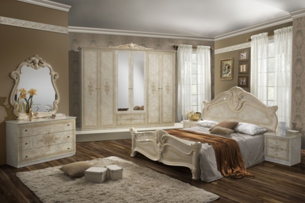 Спален комплект Амалфи
