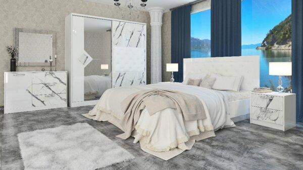 Спален комплект МАРМАРА 160x200