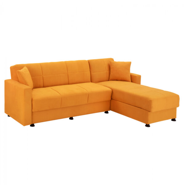 Ъглов диван Ривърс в 6 цвята