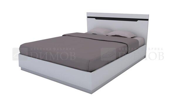 Спалня АЛЯСКА 160x200 с повдигащ механизъм - МОДУЛ 5