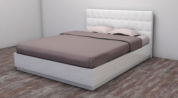 Спалня с тапицирана табла АЛЯСКА 160x200 - МОДУЛ 7
