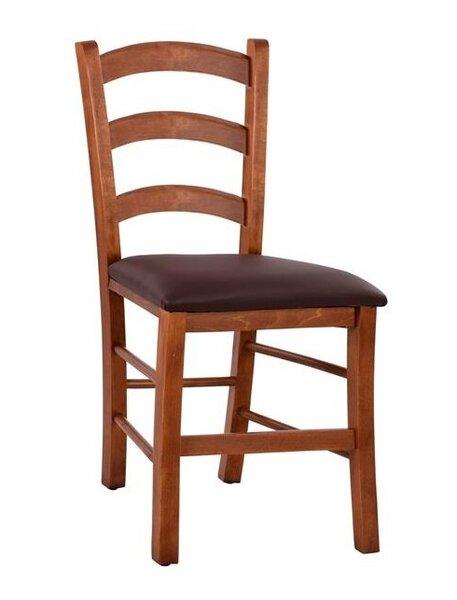 Традиционен трапезен стол Парос - кожа