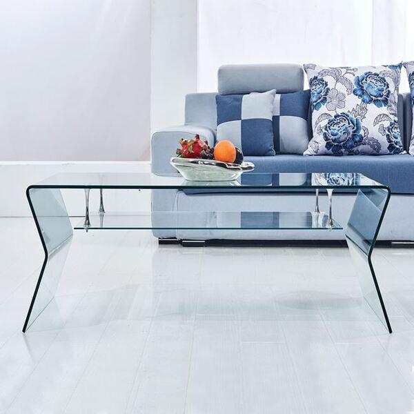 Холна маса Марая - стъклена