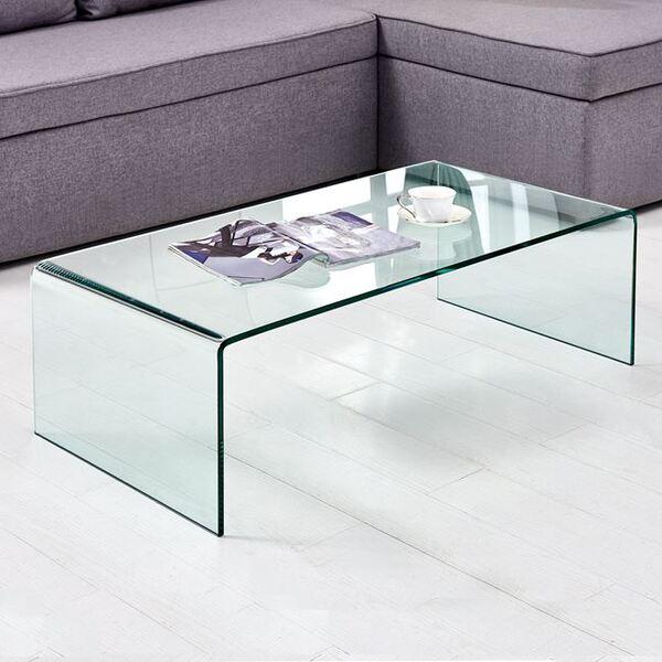 Стъклена холна маса Сидни